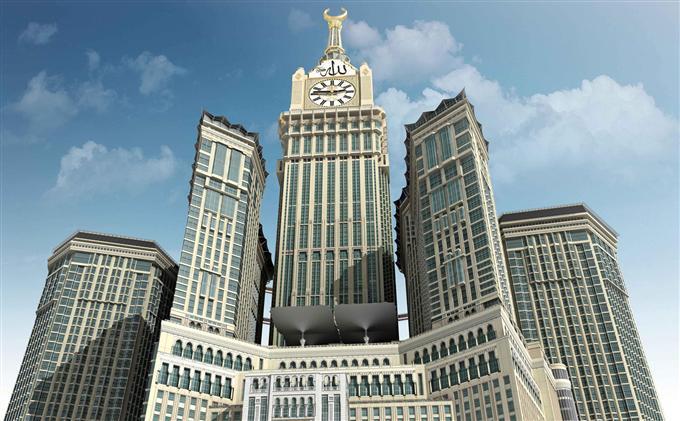 Hotel Grand Zam-Zam Mekkah