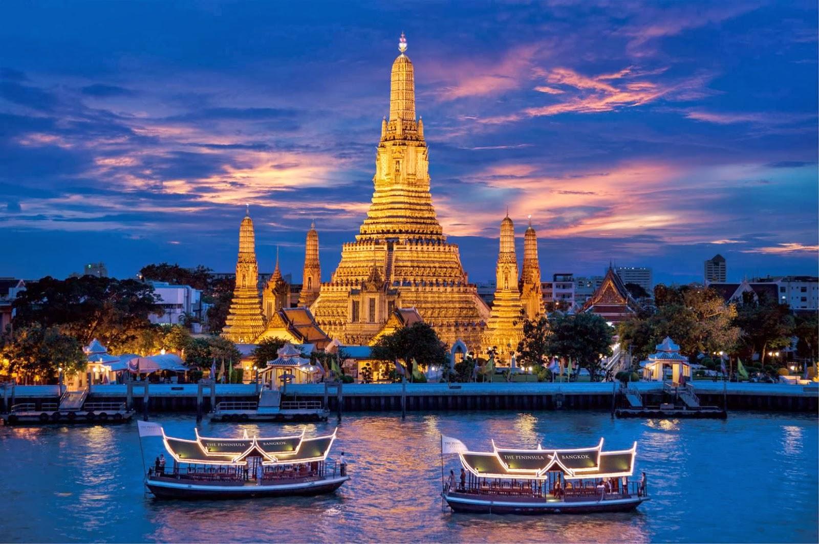 Promo Paket Tour Bangkok Pattaya 3 Hari 2 Malam Sentosa Wisata Negara Itinerary