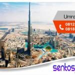 Paket Umroh Plus Dubai 2015
