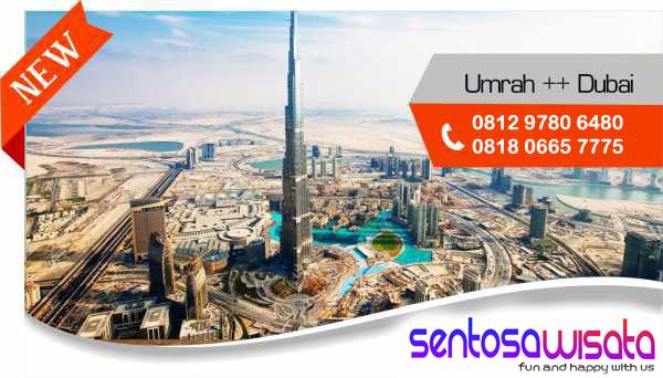 Umroh Plus Dubai Murah 2014 by Etihad