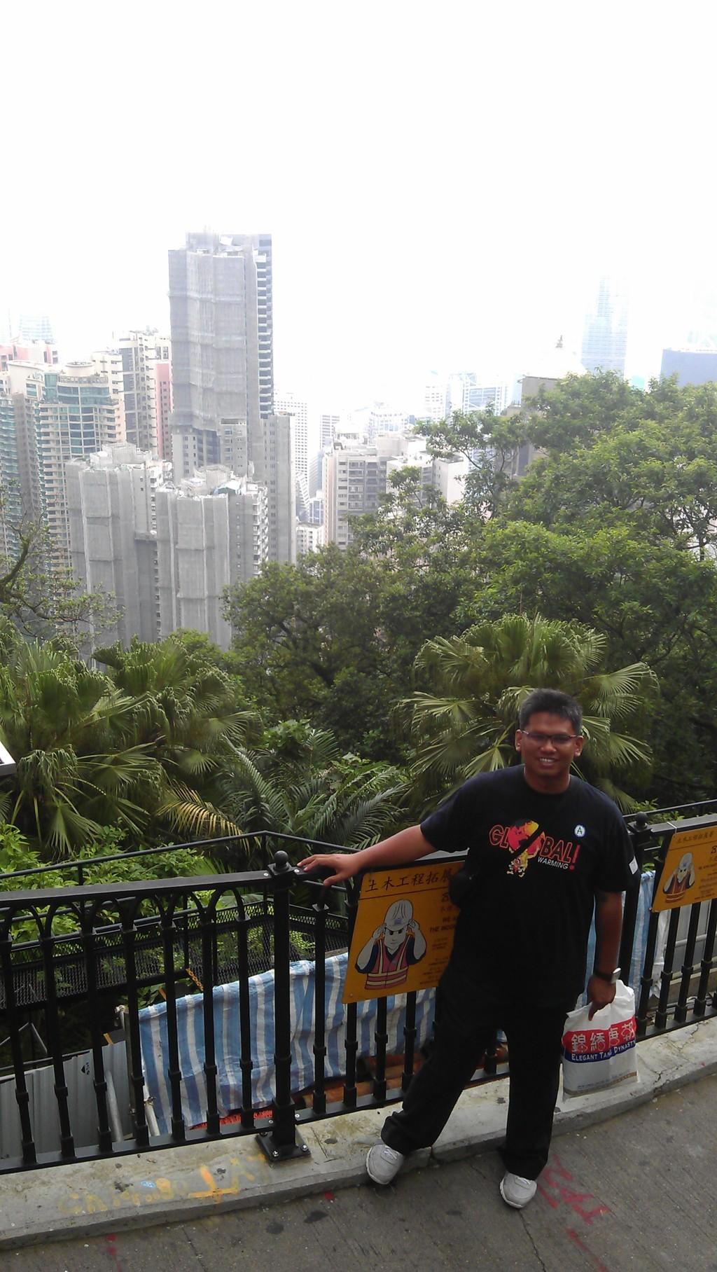 Paket Tour ke Hongkong