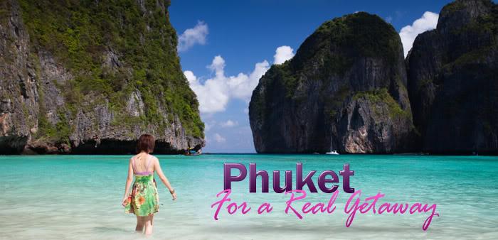 Paket Tour Phuket Phi Phi Island 2014