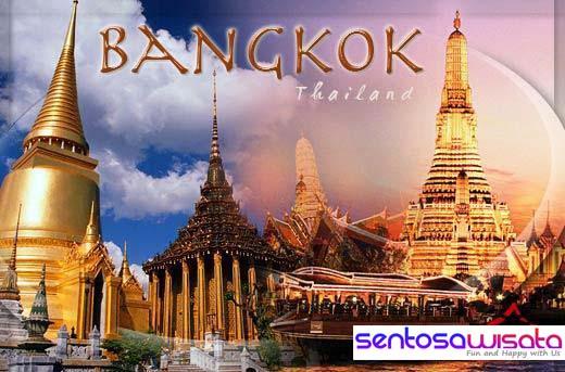 Paket Tour Bangkok Pattaya 5D4N