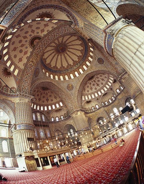 blue mosque interior (FILEminimizer)