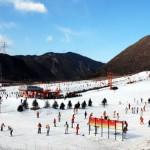 Paket Tour Beijing Ski Muslim 2017