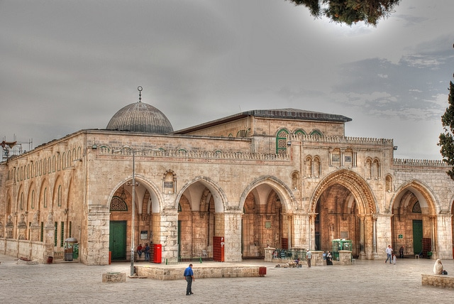 paket Umroh Plus Aqsho Turki Jordan