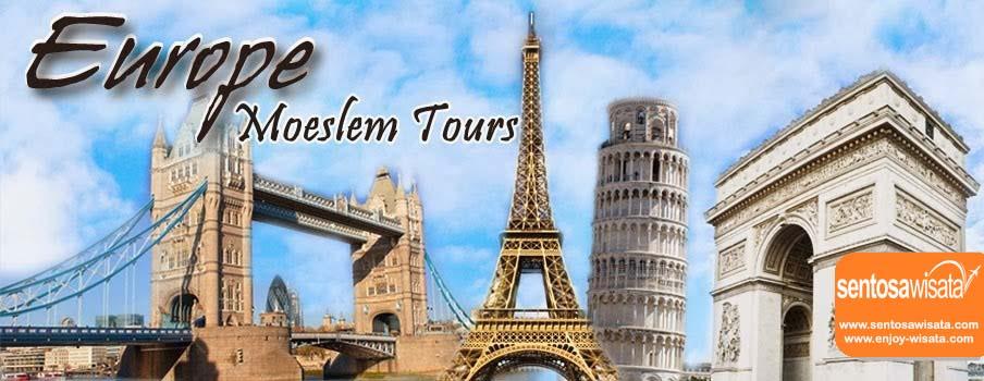 Paket Tour Eropa Barat Timur April 2015