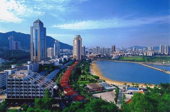 Tour Shenzen China