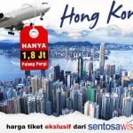 Paket Tour Hongkong Macau Tanpa Tiket Pesawat