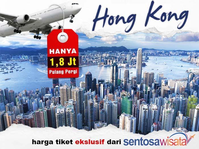 Paket Tour Hong Kong Tanpa Tiket