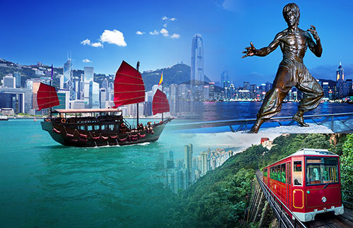Paket Tour Hongkong Shenzen Macau