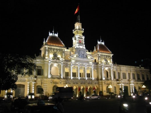 City Hall Ho Chi Minh