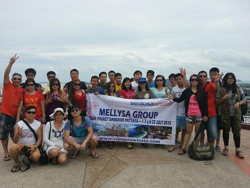 Group Tour Phuket Sentosa Wisata
