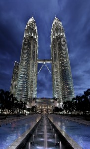 Petronas twin malaysia