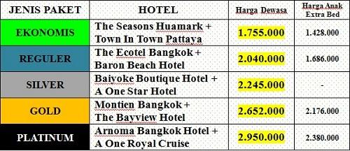 Harga-Tour-Muslim-Bangkok-Pattaya-Thailand