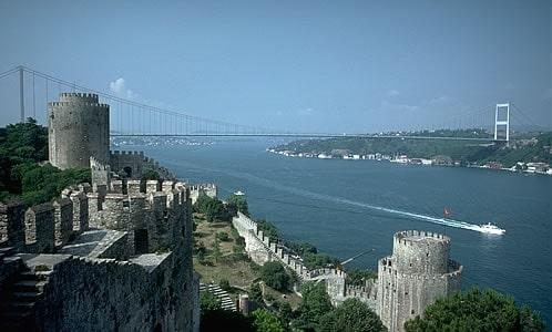 Selat-Bosphorus-Turki