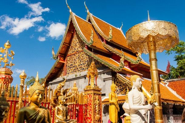 Wat-Phra-Tha-Doi-Suthep
