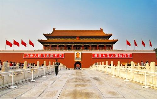 tiananmen-entrance-of-forbidden-city
