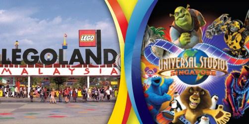 Paket Tour Johor Bahru Legoland Hello Kitty Universal Studio Singapore