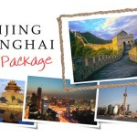 Paket Tour Beijing Shanghai China 2017