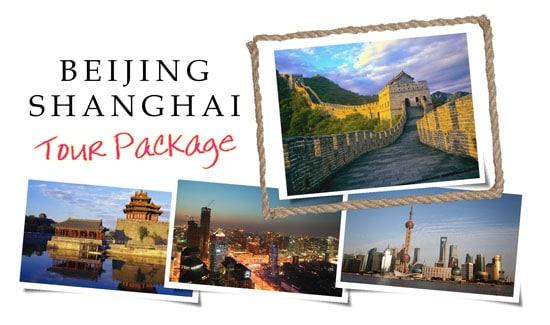 Paket Tour Beijing Shanghai China Murah Sentosa Wisata