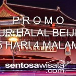 Promo Tour Halal Beijing China 2016