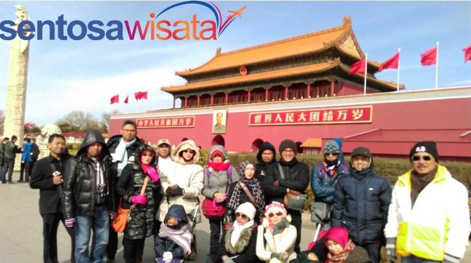 Paket Tour Beijing 2016