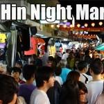 Hua Hin Night Market