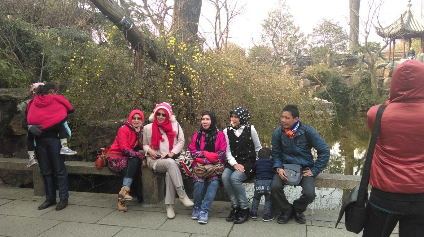 Paket Tour Beijing Suzhu Hangzhou Shanghai Murah