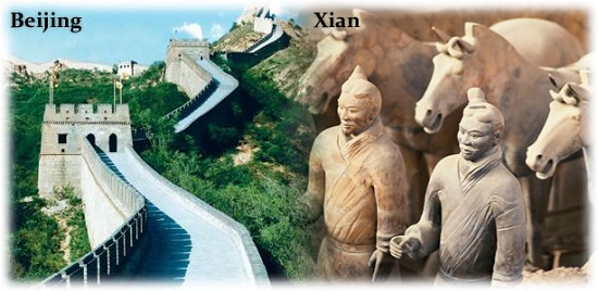Paket Tour Beijing Xian Muslim