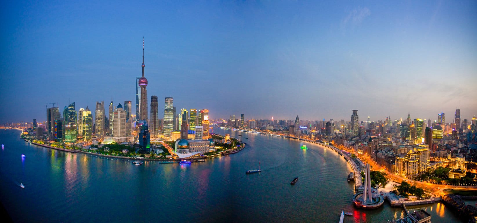Paket Tour Shanghai 4d3n