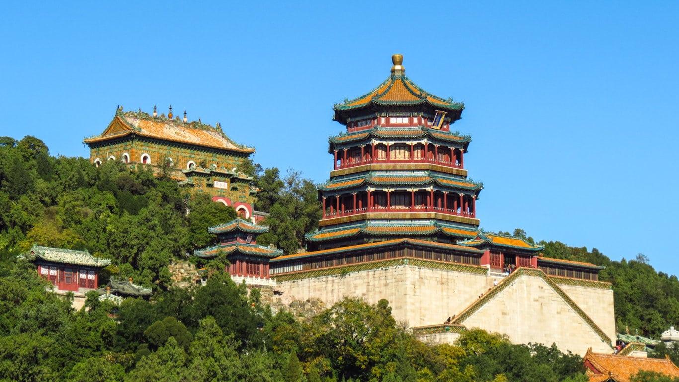 paket tour beijing Suzhou Hangzhou Shanghai 2016