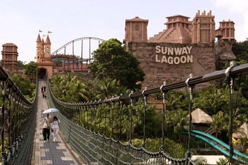 Paket Tour Wisata Kl Genting Sunway Lagoon Sentosa Wisata