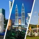 Paket Tour 3 Negara Asia Murah 2018