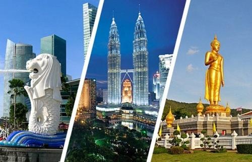 Paket Tour 3 Negara Asia 2017