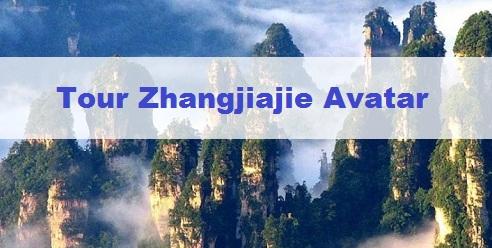 Paket Tour Zhangjiajie Avatar
