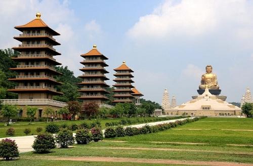 Fo Guang Shan di Kaoshiung