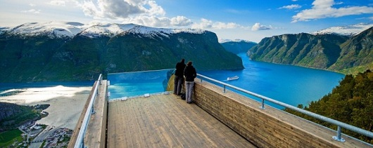 Fjord Paket Tour Norway Scandinavia