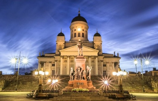 HELSINKI CATHEDRAL - Paket Wisata Scandinavia
