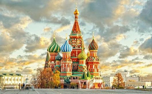 Paket Tour Wisata Rusia Scandinavia