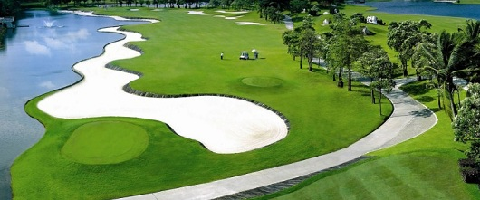 Paket Tour Golf Thailand