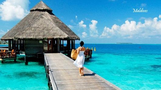 Paket Tour Maldives Murah