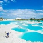 Paket Wisata Belitung Danau Kaolin