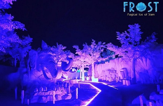 Tour Frost Magical of Siam Pattaya