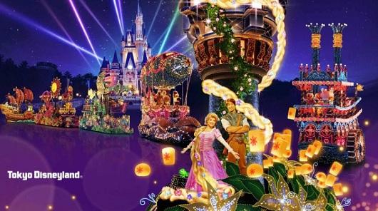 Tour Jepang - Tokyo Disneyland