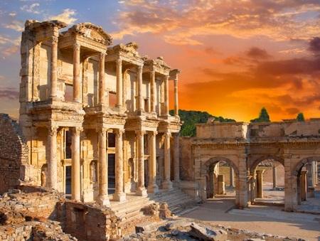 Ephesus Wisata ke Turki