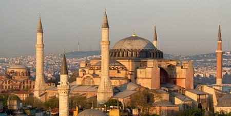 Hagia Shopia – Paket Wisata Turki