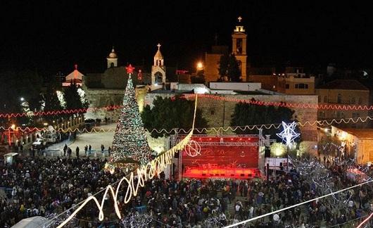 Merayakan Natal 2017 di Holyland Jerusalem