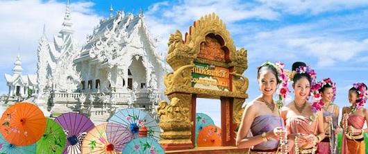 Paket Murah Tour Chiangmai Chiangrai