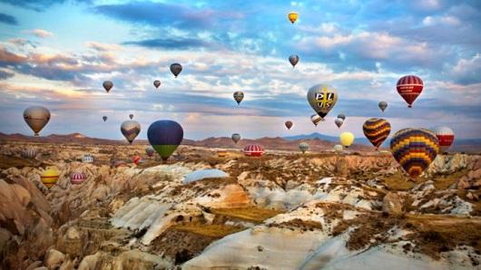 Paket Wisata ke Turki Murah
